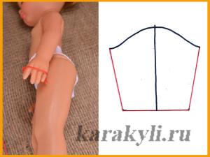Как сшить одежду для куклы